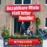 Mietenkampagne DER LINKEN